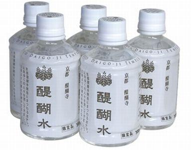 醍醐寺開山にまつわる名水
